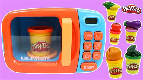 Just Like Home Microwave by Just Like Home Microwave Oven Cook With Play Doh Make