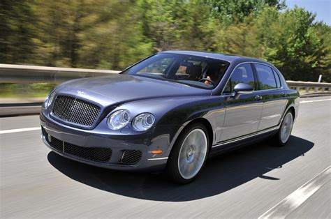 bentley continental flying 2009 bentley continental flying spur debuts at british