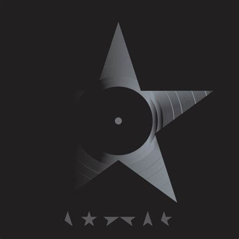 black bowie the story david bowie s blackstar album cover