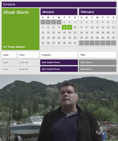 ghost storm syfy movies syfy ghost storm airing january 8th and 9th on syfy
