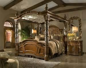 Valencia Bedroom Set villa valencia grande marble bedroom set by aico furniture