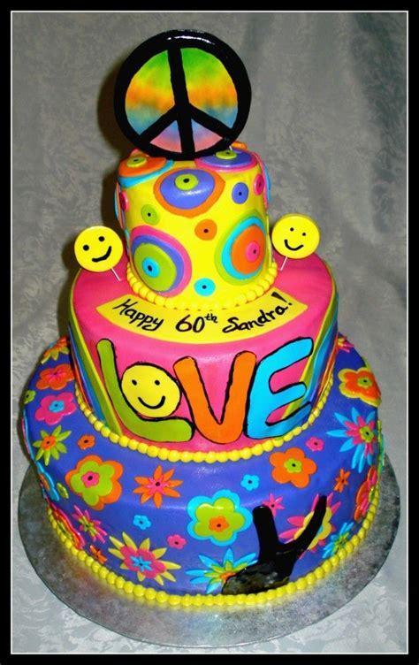 themed birthday cakes vancouver hippie cakes pictures hippie cake by vancouver cake