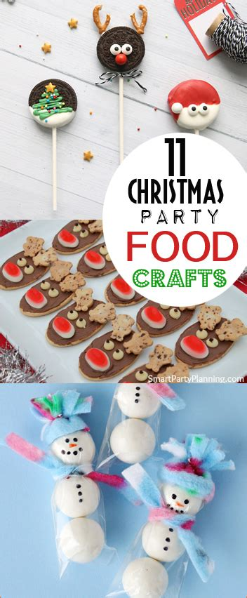 easy christmas food crafts easy food crafts for s ideas