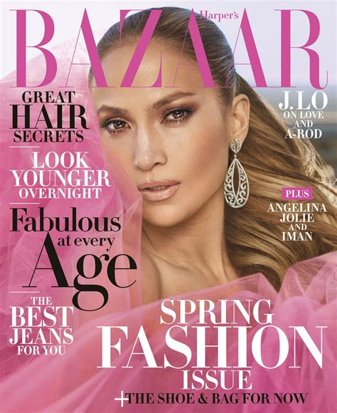 Fab Read Harpers Bazaar Great Style Best Ways To Update Your Look by Covers S Bazaar April Issue