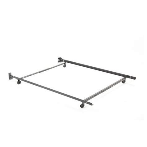 low profile bed frames 46rlp twin full low profile bed frame hope home