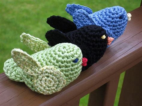 pattern bird pinterest caroline s bird free crochet pattern crochet birds