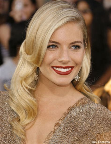 does sienna miller have a hairy face for brynn sienna miller hair and makeup inspiration