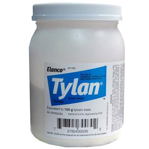tylan powder for dogs tylan soluble powder 100 gm buy elanco tylan powder