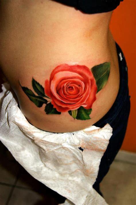 imagenes de rosas en tatuajes tatuaje rosa