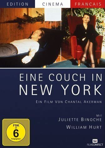 a couch in new york dvd 187 eine couch in new york edition cinema francais