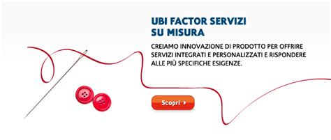 ubi area clienti home www ubifactor it