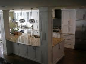 L Post Ideas by Best 10 Open Galley Kitchen Ideas On