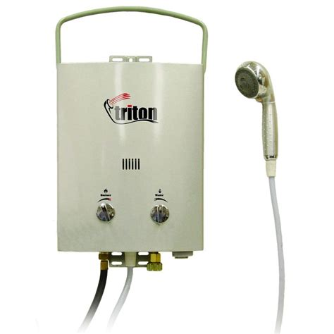 Portable Water 5 L by C Chef Triton 5 L Portable Water Heater Hwd5 The Home