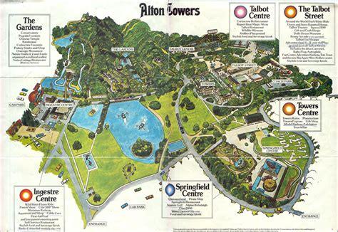 allerton park map park maps towerstimes