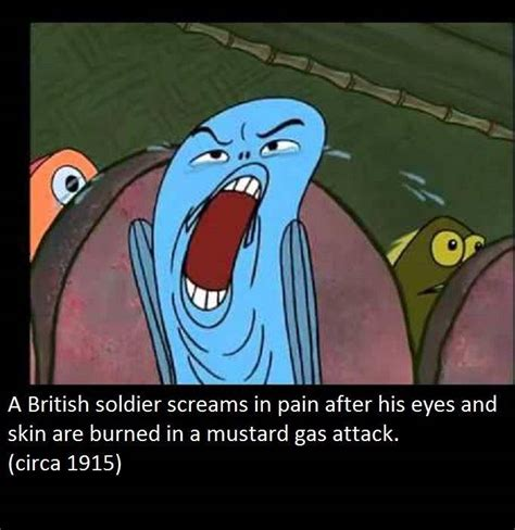 Colorized Meme Spongebob