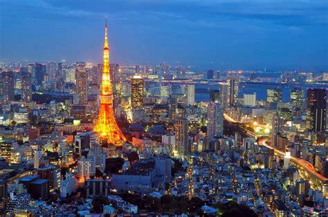 imagenes de japon la ciudad imagenes de ciudades de noche impresionantes