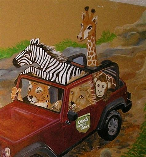 jungle bedroom cj and milena s bedroom of awesomeness 11 best images about jeep art on pinterest vinyls