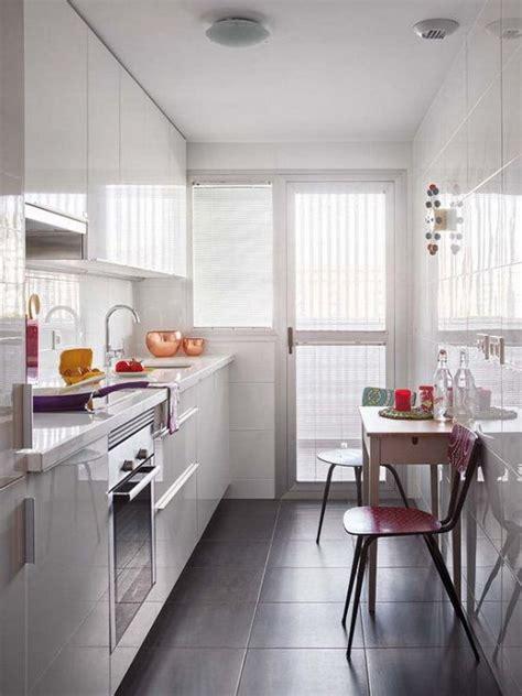 soluciones para cocinas peque 241 as decoraci 243 n de