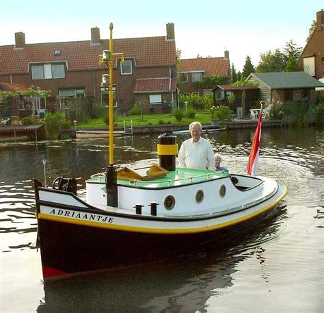 opduwer schlepper opduwer adriaantje boats in 2019 schlepper boote en motor