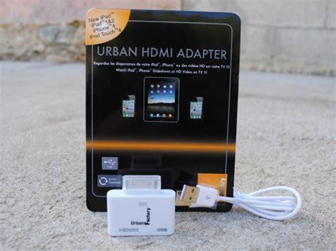 gagnez un adaptateur hdmi pour iphone et ipod touch concours autour du web