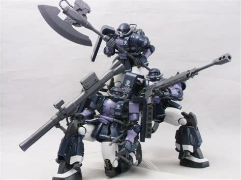 Bandai Gundam Hg 1 144 Zaku Ortega hg gundam the origin 1 144 zaku ii high mobility type