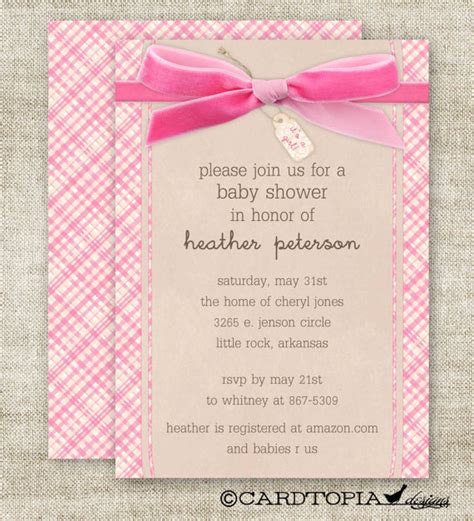 make a baby shower card diy baby shower invitations theruntime