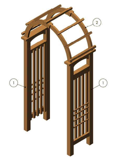 wood trellis plans garden arch arbor arbor designs pinterest diy pergola pergola plans and arbors