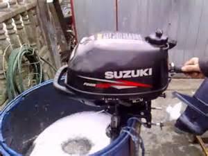 Suzuki 2 5 Hp 4 Stroke Outboard Motor Suzuki 2 5 Hp Outboard Motor 2010r Four Stroke 4 Suw