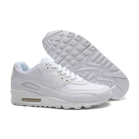 all white tennis shoes nike air max 90 all white s tennis shoes