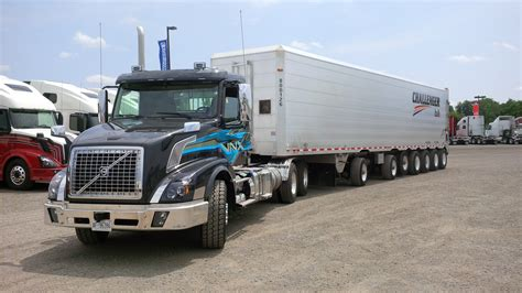 driving volvos vnx heavy hauler truck news