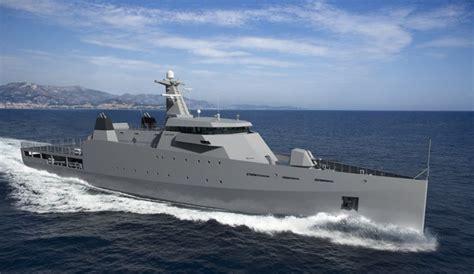 boat lift australia offshore patrol vessel rivals given australian input