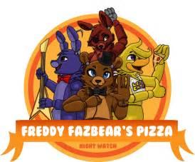Freddy fazbear s pizza logo by boopbear on deviantart