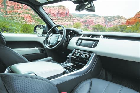 range rover options list range rover adds option of diesel engine for two vehicles