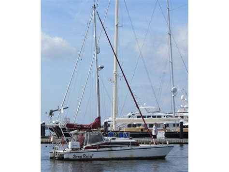 prout quasar catamaran for sale prout 33 quasar sailboat for sale in florida