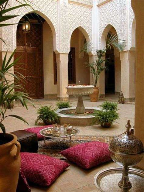 moroccan style home 20 moroccan style house with outdoor spaces home design