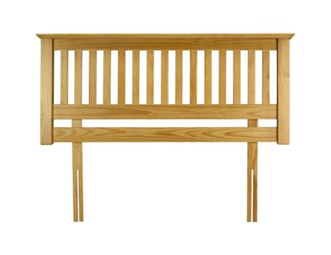 Pine Headboards Uk by Barcelona Pine Headboard