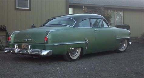 1954 plymouth savoy for sale chopped 1954 plymouth savoy bring a trailer
