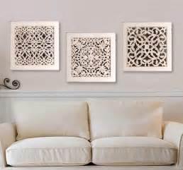 Fancy square wall art antique white 189530 home design ideas