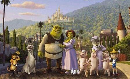 3 Blind Mice Movie Shrek And The Reinvented Fairy Tale Clayton County