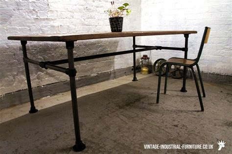 dining table metal legs dining table