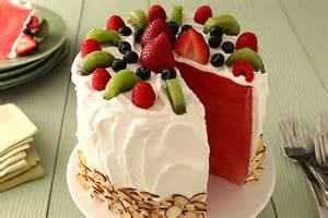 wassermelonen kuchen watermelon quot cake quot kraft recipes