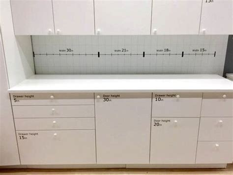 What Is The Height Of Kitchen Cabinets by Kitchen Cabinet Bases From Ikea