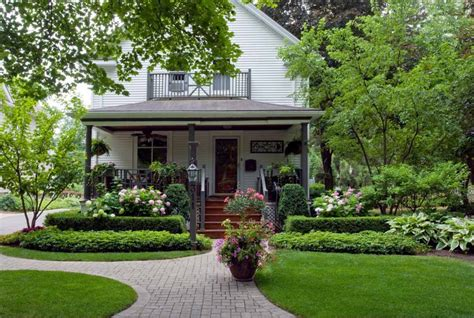 Ideas For Gardens In Front Of House Front Yard And Backyard Landscaping Ideas Designs Landscape Modern Garden