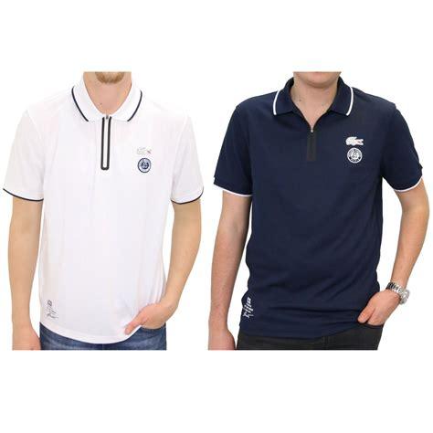 Kaos Tshirt Roland Garros Lacoste lacoste sport polo roland garros poloshirt polohemd t