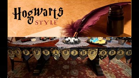 Decoration Ideas For Birthday At Home by Awesome Harry Potter Birthday Party Decorations Ideas
