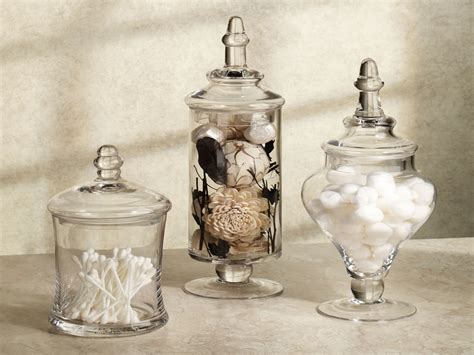 bathroom glass jars bathroom glass jars glass jars bathroom bathroom