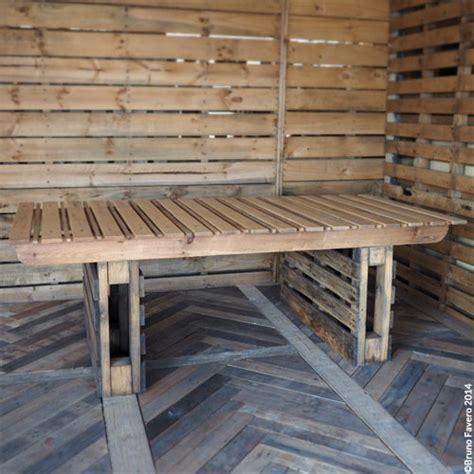 tavoli in pallet robin wood arredopallet