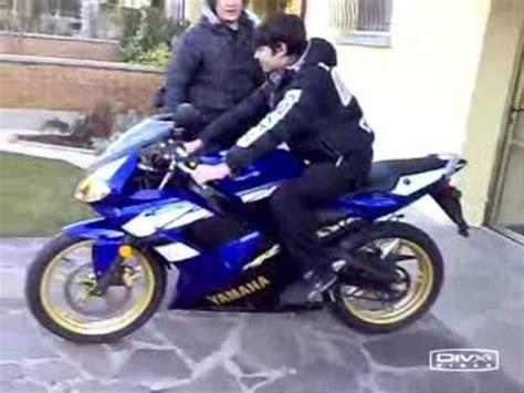 50ccm Motorrad Tzr by Yamaha Tzr 50 Youtube