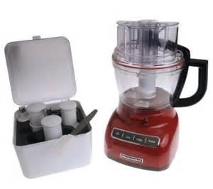 kitchenaid 13 cup 3 in 1 wide food processor w
