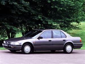 honda accord 2 0i ex manual 1989 1993 133 hp 4 doors